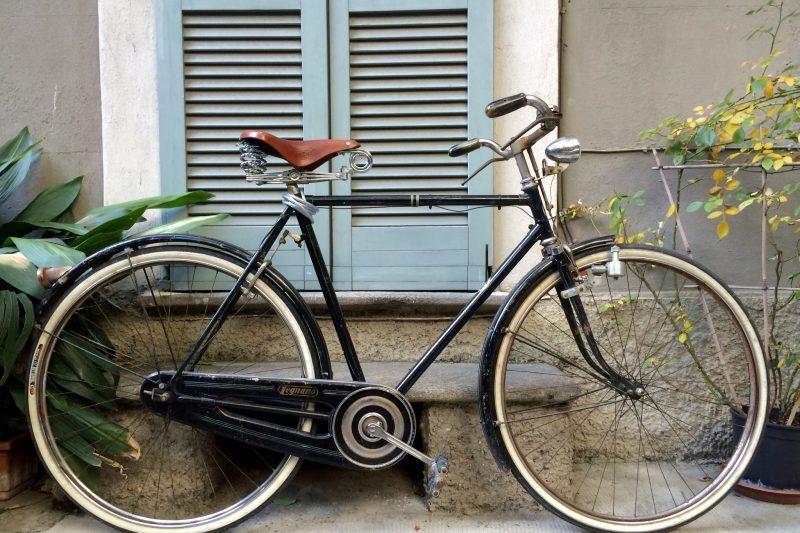 1955 Emilio Bozzi – Legnano Modello 30: an integral restore…