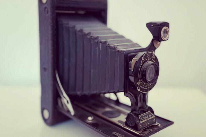 1918-1927 3A Autographic Kodak Junior