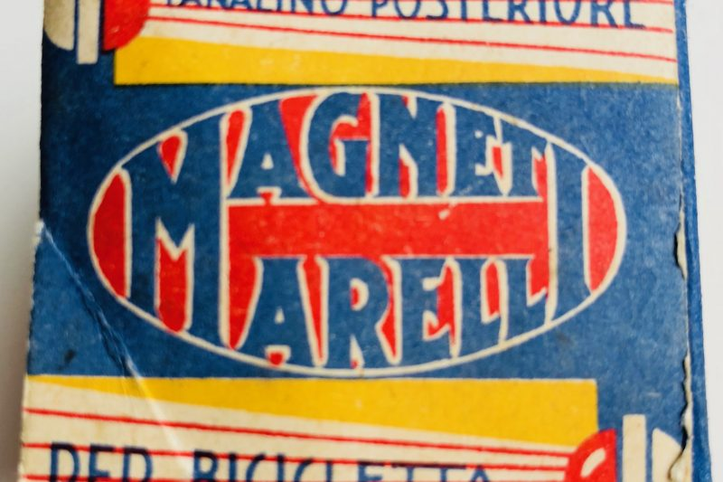 1940s Magneti Marelli rear light