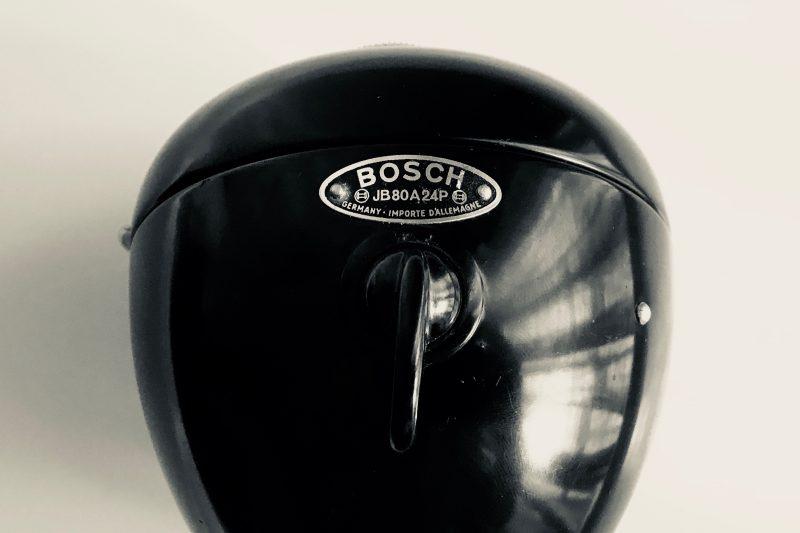 1950s Bosch Rotodyn JB80 headlight