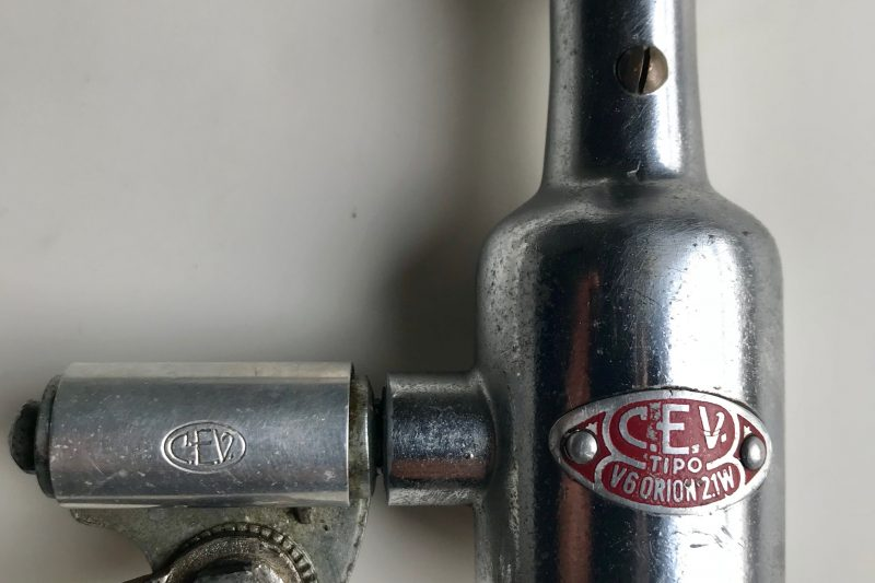1950s CEV cycling set